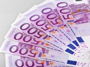 Billetes de 500 euros que desaparecerán para dificultar el blanqueo de capitales