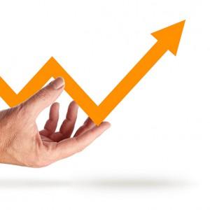 Flecha gráfica sobre el estudio técnico de Prevención de Riesgos Laborales