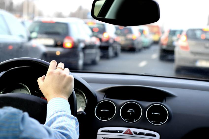 Los conductores profesionales son los más propensos a sufrir accidentes de tráfico