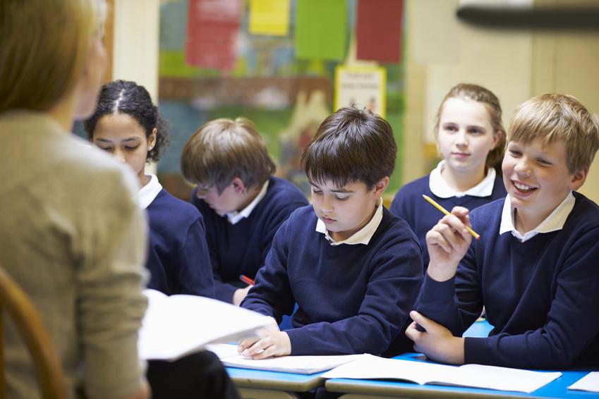 Prevención de riesgos laborales para profesores de primaria