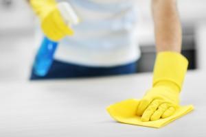 Saber el uso de los productos de la limpieza es fundamental para garantizar una correcta prevención de riesgos laborales