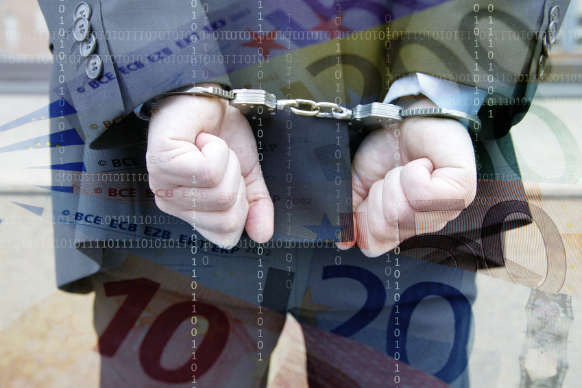 Un hombre detenido por blanqueo de capitales