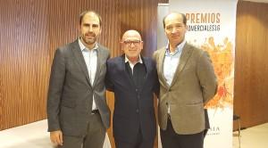 Pedro Pol fue doblemente premiado. Por un lado recogió el 1r premio a Mejor Agente y, por otro, el 3r premio de la categoría de Mejor Vendedor - Convención Conversia 2017