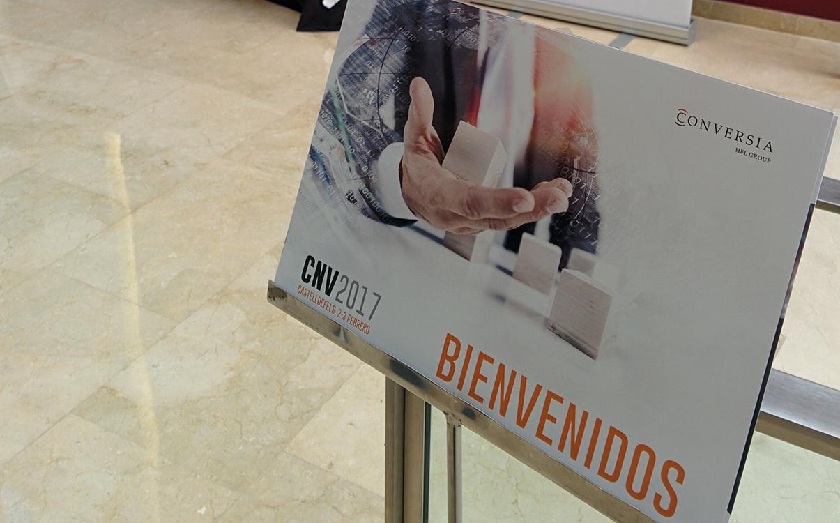 """Conversia celebra su Convención 2017 """"manejando bien sus piezas clave"""""""