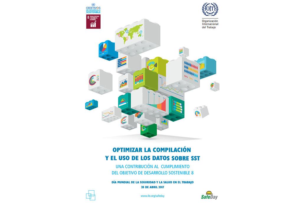 Cartel del Día Mundial de la Seguridad y la Salud en el Trabajo