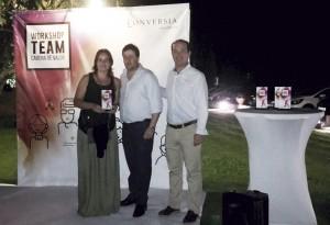 Torneo de Padel - Workshop Team Conversia