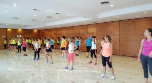 Workshop Team Conversia - Zumba