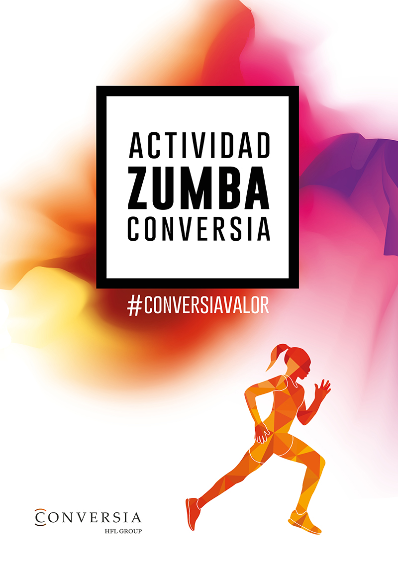 Workshop Team Conversia - Zumba