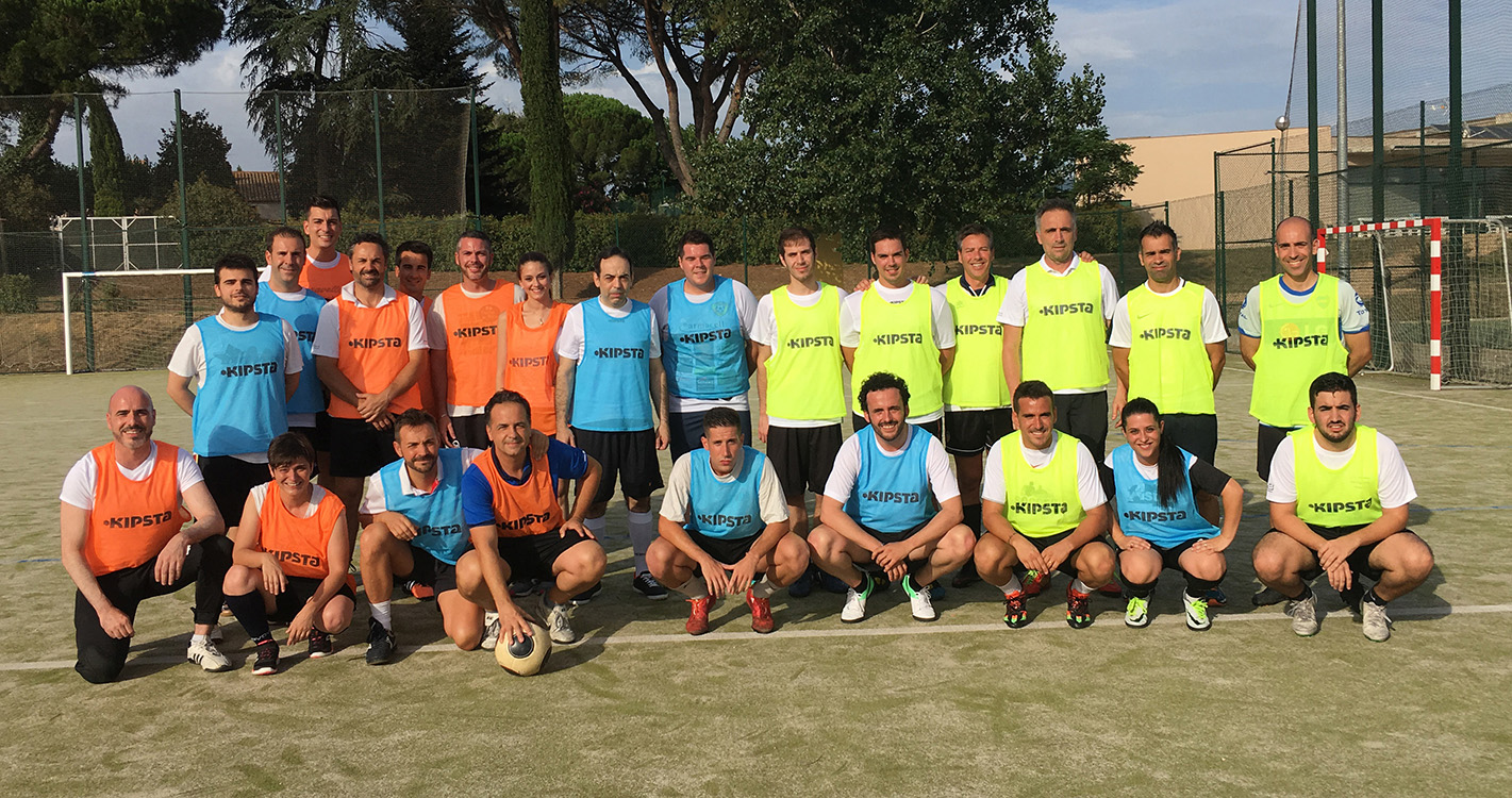 Workshop Team Conversia Triangular de Futbol
