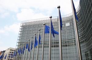 Imagen de la sede de la Comisión Europea que ha aprobado la cuarta directiva de Blanqueo de Capitales