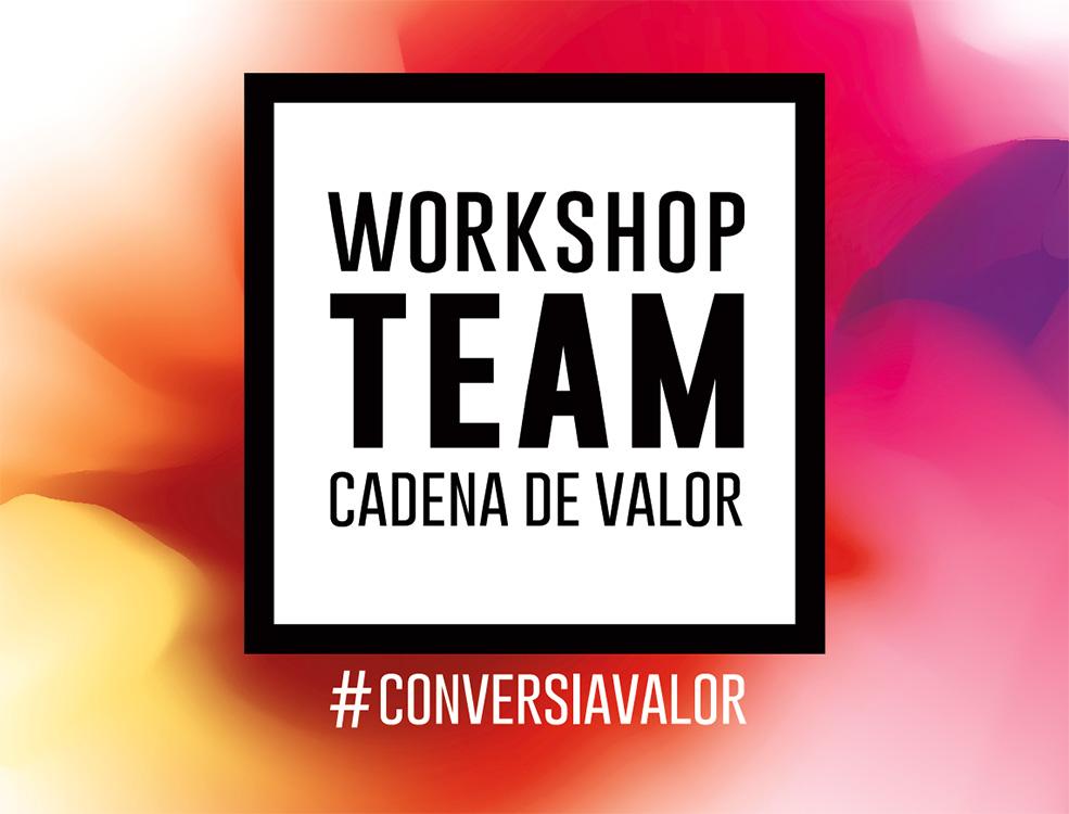 Conversia celebra su primer Workshop Team