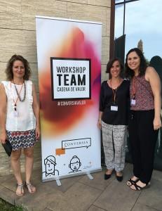 Workshop Team Conversia - Marketing