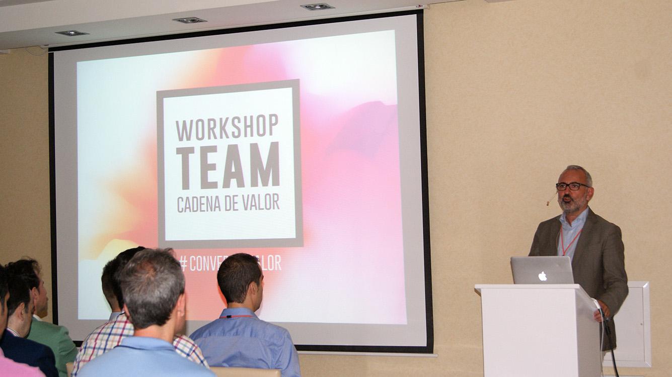 Workshop Team Conversia - Ponencia Alfonso Corral