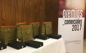 Imagen de los Premios Comerciales de la Convención 2018 de Conversia