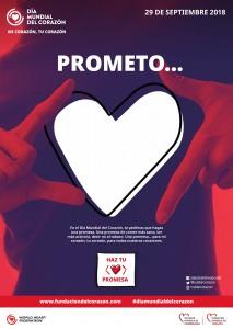 Imagen Día Mundial del Corazón que Conversia celebra