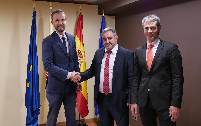 Conversia y CAF Asturias firman un convenio de colaboración en materia de protección de datos