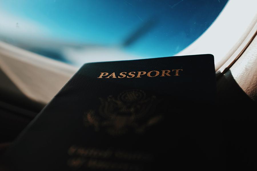 imagen pasaporte para ilustrar post de conversia sobre denuncias