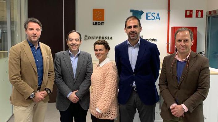 Bienvenida Delegacion Madrid Centro