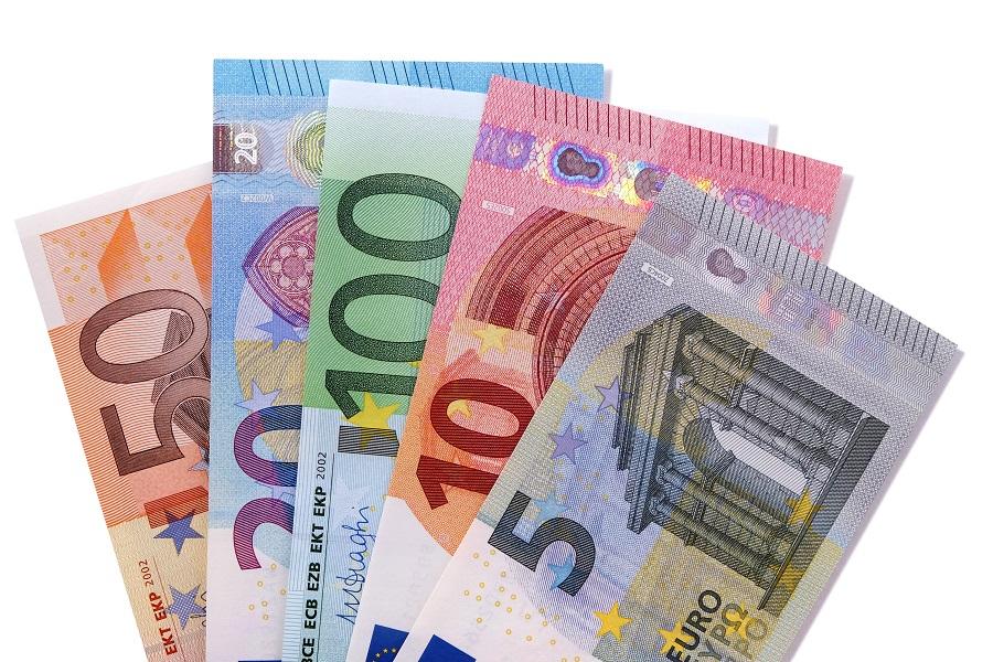 Billetes de Euro para ilustrar post blanqueo de capitales de Conversia