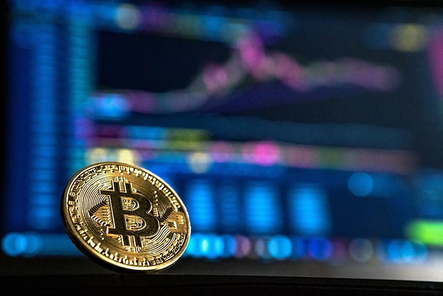 bitcoin para ilustrar post de conversia sobre denuncias
