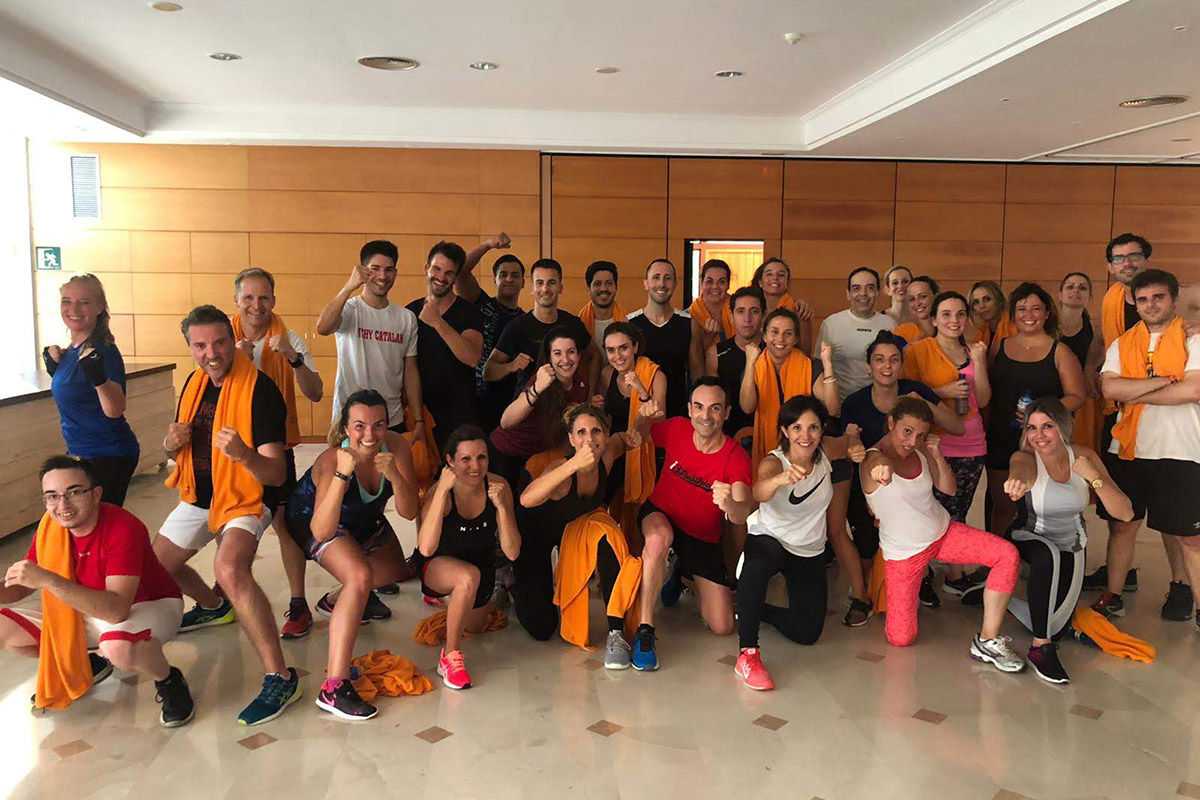 Conversia Check Point Julio 2019 Body Combat