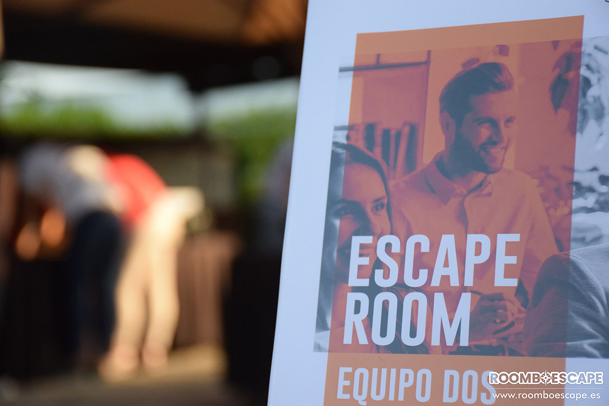 Conversia Check Point Julio 2019 Escape Room