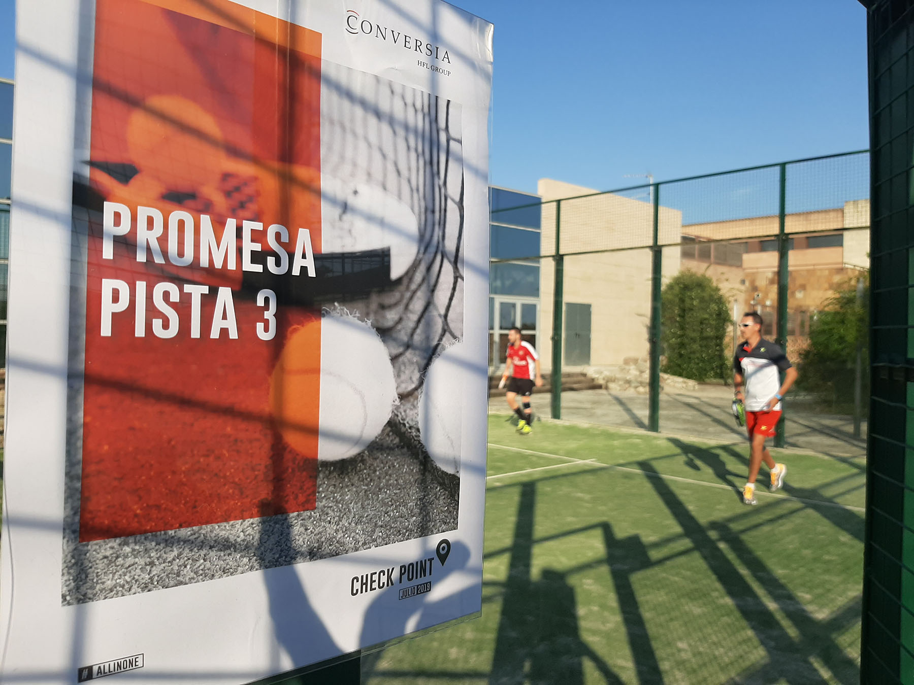 Conversia Check Point Julio 2019 Padel 2