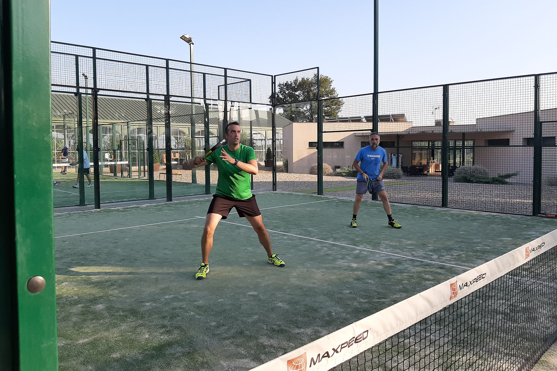 Conversia Check Point Julio 2019 Padel