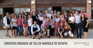 Conversia Check Point Julio 2019 Ratafia RRSS
