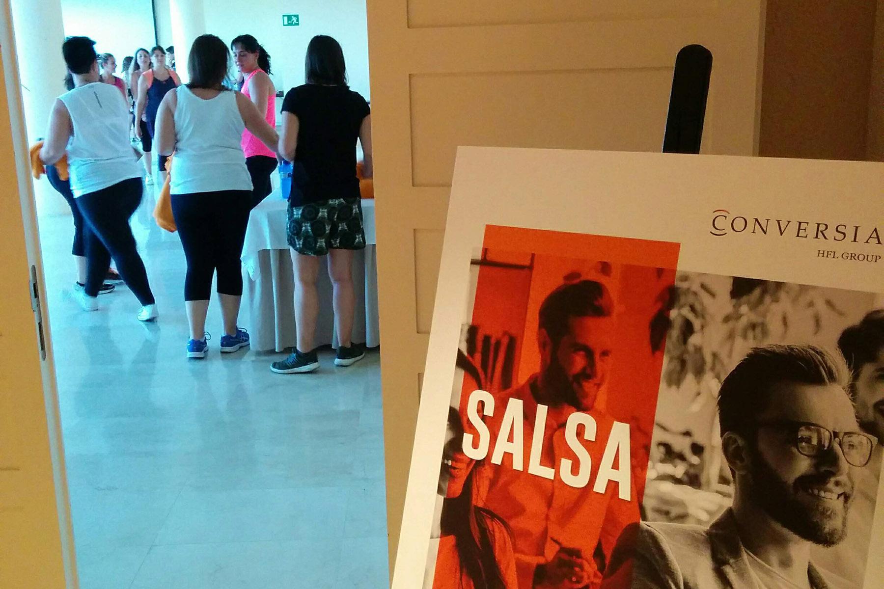 Conversia Check Point Julio 2019 Salsa