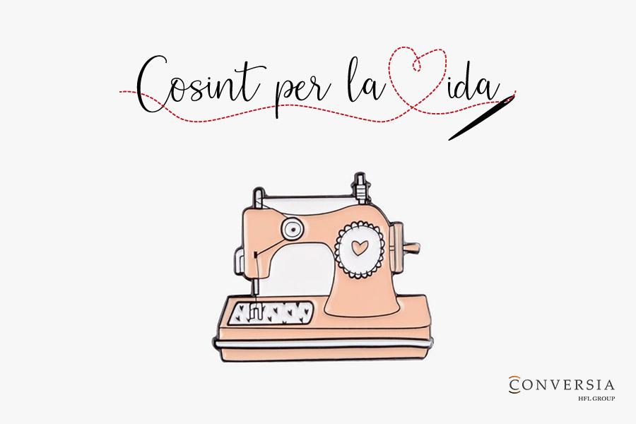 """Conversia se une a la lucha contra la COVID-19 colaborando con """"Cosint per la vida"""""""