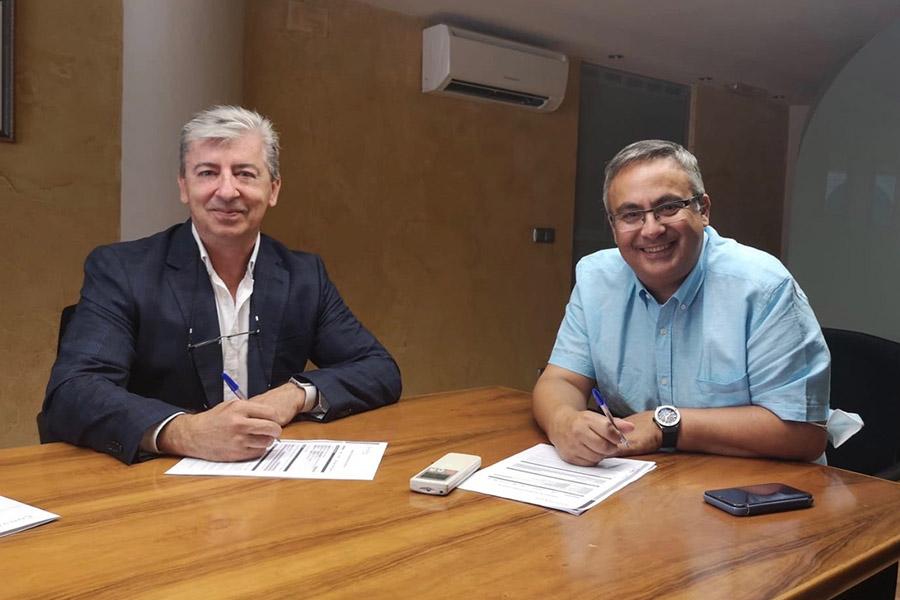 Renovación del convenio de colaboración entre Cafguial y Conversia