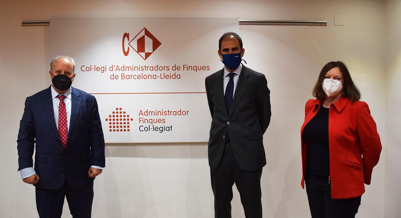 Conversia y el CAFBL refuerzan sus lazos de colaboración con el objetivo de promover el cumplimiento de la PRL